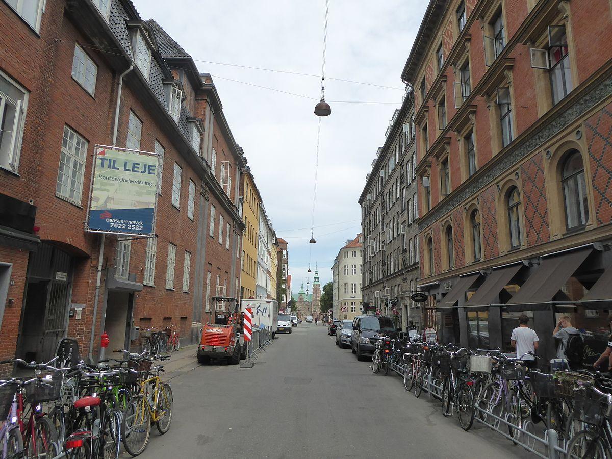 Rosenborggade - Wikipedia, den frie encyklopædi