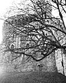 Round Tower at Windsor Castle Black and White.jpg