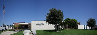 Rowland Unified School District - Sharon S. Robison Administrative Center