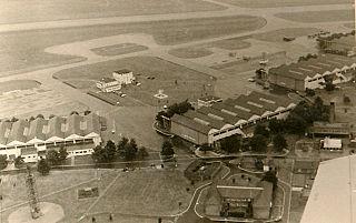 RAF Abingdon former Royal Air Force station near Abingdon, Oxfordshire