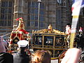 Royal Carriage, State opening of Parliament (2197494064).jpg