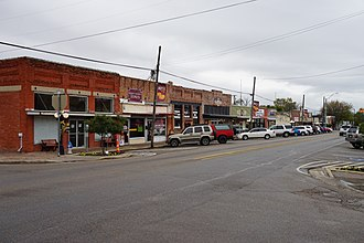 Royse City, Texas - Main Street in Royse City