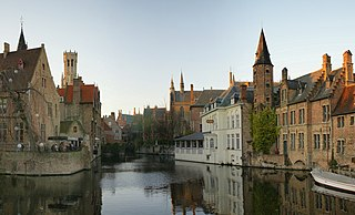 Bruges Municipality in Flemish Community, Belgium