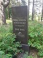 Rozhivka - World War II common grave.jpg