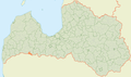 Rubas pagasts LocMap.png