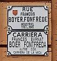 Rue François-Boyer-Fonfrède- Plaques.jpg