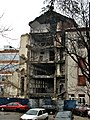 Ruins of the Radio Television of Serbia, destroyed during 1999 NATO aggression.jpg