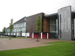 Ruislip High School - Image: Ruislip High School 1871077 e 8956104