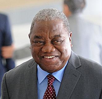 President of Zambia - Image: Rupiah Banda