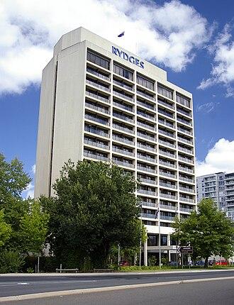 Rydges Hotels & Resorts - Image: Rydges Lakeside