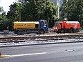 Sídliště Červený Vrch, Evropská, rekonstrukce TT, kropicí vozy.jpg