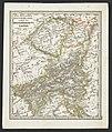 Süd-Östliches Deutschland, enthält die Oesterreichischen Lande.jpg