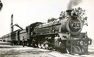 1930 in South Africa - Class 19B