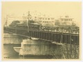 SBB Historic - 110 172 - Neue Aarebrücke, Belastungsprobe mit zwei Elektrolokomotiven Ce 68 II (Krokodile).tif