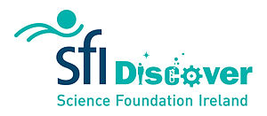 Science Foundation Ireland - Image: SFI Discover logo