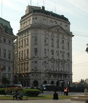 Plaza de Mayo - Secretariat of Intelligence