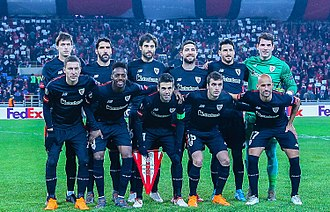 2017–18 Athletic Bilbao season - Image: SM AB 2018 (8)