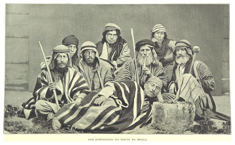 File:SPRY(1895) p098 OUR COMPANIONS EN ROUTE TO MECCA.jpg