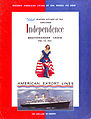 SS Independence Maiden Voyage cruise 1951.jpg
