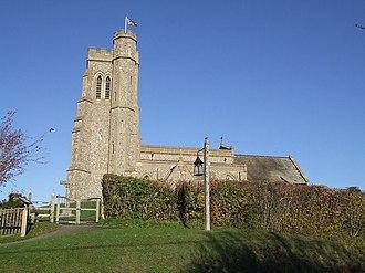 Ellesborough - The parish church of St Peter and St Paul