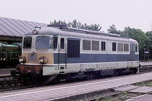 PKP class ST43 - ST43 locomotive