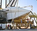 STS-114 tail cone installation.jpg