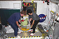 STS-126 APU installation.jpg
