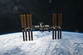 STS-133 International Space Station after undocking 1.jpg