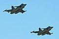 Saab JAS39C Gripens 9234 & 9242 (8110322564).jpg