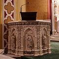 Sacred Heart Catholic Church (Columbus, Ohio) - ambo.jpg