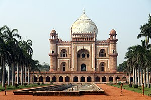 Safdarjung (Delhi) - Safdarjung's tomb, Delhi, after which the area is named