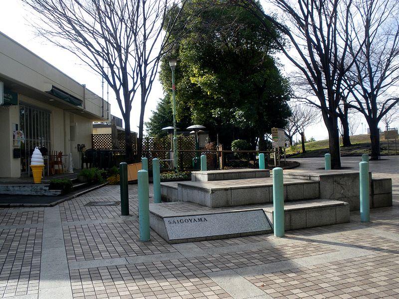 ファイル:Saigoyama park meguro-2.JPG