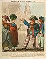 Sailors and 12 Apostles. (caricature) RMG PU4737.jpg