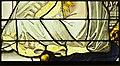 Saint-Chapelle de Vincennes - Baie 0 - Henri II en prière, détail du bas du corps (bgw17 0426).jpg