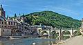 Saint-Geniez-d'Olt - Pont de Saint-Geniez et bord du Lot.jpg
