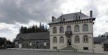 Saint-Mayeux (22) Mairie.JPG