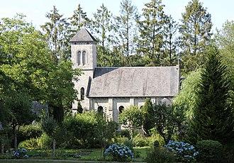Saint-Michel-des-Andaines - Saint Ortaire priory