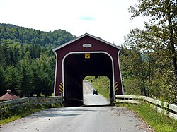 Jean-Chassé covered bridge