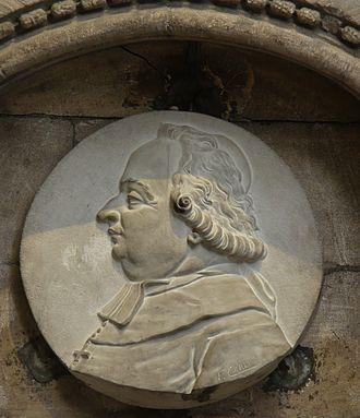 François Carli - Sculpture of Jean Marie du Lau in the Church of St. Trophime, Arles