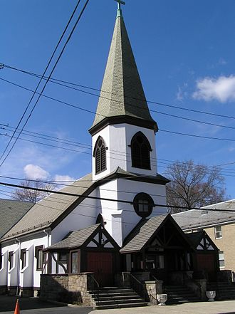 Pelham, New York - Saint Catherine's Church