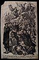 Saint Dominic Guzman. Engraving by C. Klauber. Wellcome V0031909.jpg