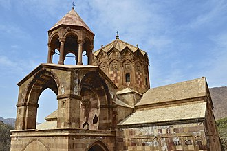 Saint Stepanos Monastery - The Saint Stepanos Monastery.