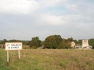 Sainte-Eulalie-dEymet Part of Saint-Julien-Innocence-Eulalie in Nouvelle-Aquitaine, France