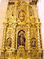Salamanca - Clerecia 36 - Altar de San Francisco Javier 1.jpg