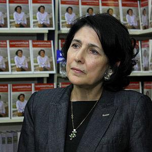Salome Zurabishvili - Image: SaloméZourabichvili