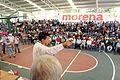 Salomón Jara en Ixtlán de Juárez (campaña).JPG
