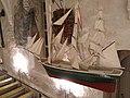 """Saltvik church, votive ship """"Monument"""".jpg"""