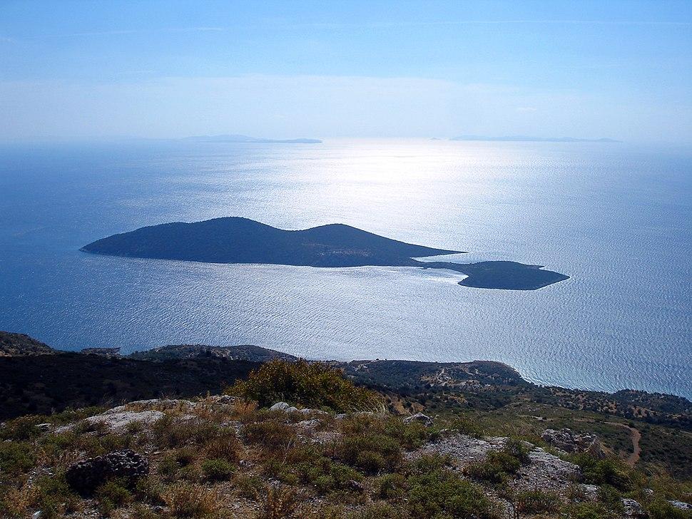 Samiopoula island