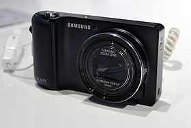 Image illustrative de l'article Samsung Galaxy Camera