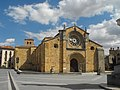 San Pedro Church - Avila - Spain - panoramio.jpg